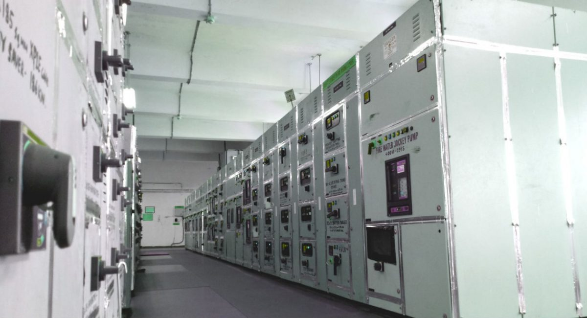 AMF Panel & DG Synchronization Panels